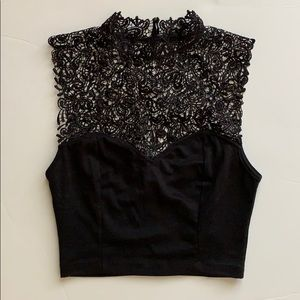 NWOT Urban Outfitters crop top